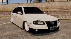 Volkswagen Gol G4 BBS