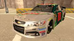 Chevrolet SS NASCAR No. 88 Diet Mountain Dew para GTA San Andreas