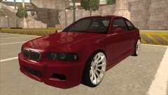 BMW M3 Tuned para GTA San Andreas