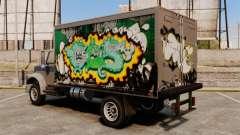 Nuevo graffiti a Yankee