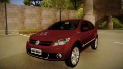 VW Gol Power 1.6 2009 para GTA San Andreas