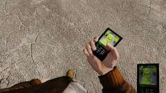 Temas para redes móviles de las marcas de teléfono para GTA 4