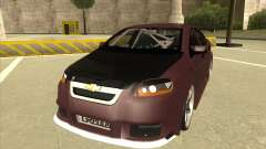 Chevrolet Aveo LT Tuning para GTA San Andreas