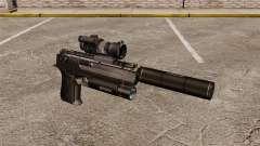 Pistola de águila del desierto (táctico) para GTA 4