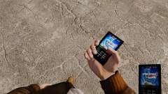 Pepsi tema para tu teléfono para GTA 4