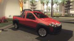 Fiat Strada Locker 2013