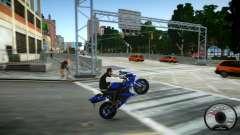 Banner Gráfico mod gráficos [BETA abierta] para GTA 4