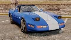 Chevrolet Corvette C4 1996 v2 para GTA 4