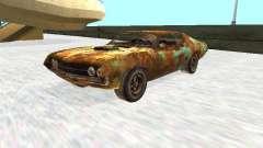 Ford Torino Rusty para GTA San Andreas