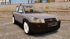 Hyundai Tucson para GTA 4