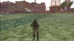 Un soldado ruso v3.0 para GTA 4