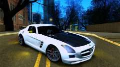 Mercedes-Benz SLS AMG GT 2014 Final Edition para GTA San Andreas