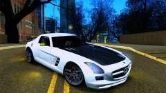 Mercedes-Benz SLS AMG GT 2014 Final Edition