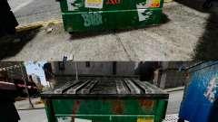 Contenedores de basura, Waste Management Inc.