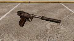 Pistola Parabellum v2 para GTA 4