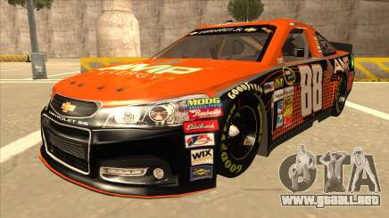 Chevrolet SS NASCAR No. 88 Amp Energy para GTA San Andreas