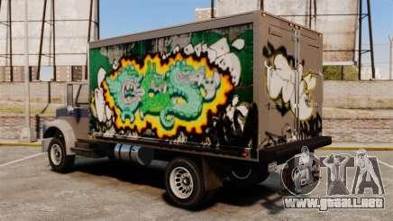 Nuevo graffiti a Yankee para GTA 4