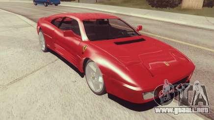 Ferrari 348 TB para GTA San Andreas