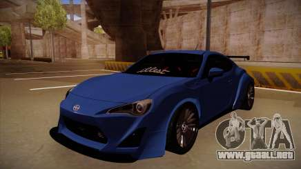 Scion FR-S Rocket Bunny para GTA San Andreas