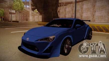 Scion FR-S Rocket Bunny para GTA San Andreas