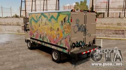 Nuevo graffiti por mula para GTA 4