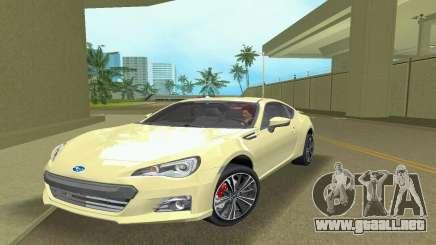 Subaru BRZ Type 1 para GTA Vice City
