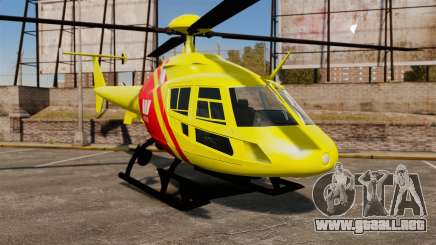 Westpac Rescue Australia para GTA 4