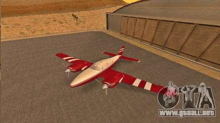 Rustler GTA V para GTA San Andreas
