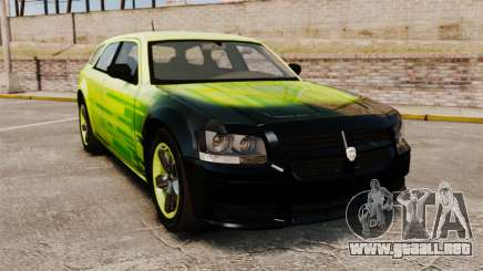 Dodge Magnum West Coast Customs para GTA 4