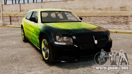 Dodge Magnum West Coast Customs para GTA 4