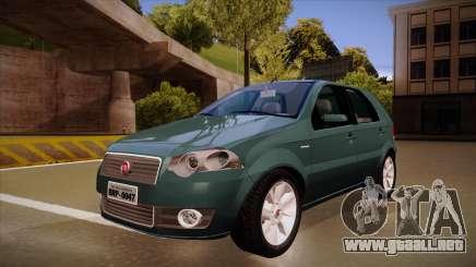 FIAT Palio ELX 2010 para GTA San Andreas