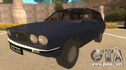Renault 12 Break para GTA San Andreas