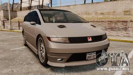 Dinka Honda Odyssey JDM Version para GTA 4