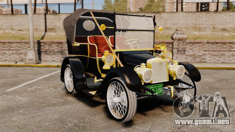 Coches de época 1910 para GTA 4