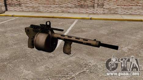 Escopeta Striker para GTA 4