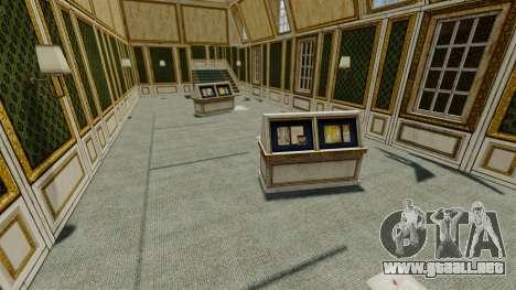 Ubicación Luxville Point Blank para GTA 4 segundos de pantalla
