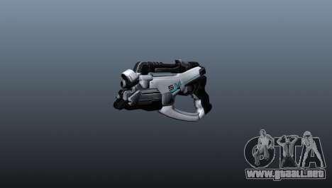 Pistola M5 falange para GTA 4
