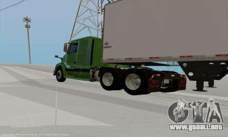 Volvo VNL430 para GTA San Andreas left