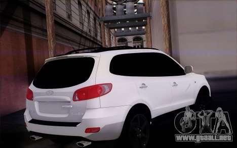 Hyundai Santa Fe para GTA San Andreas left