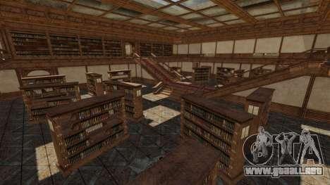 Biblioteca Point Blank para GTA 4