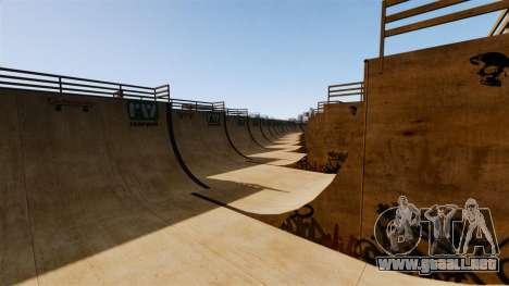 Mini Speedway para GTA 4 segundos de pantalla