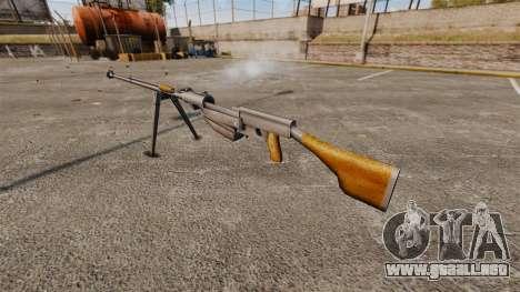 Fusil antitanque PTW-41 para GTA 4 segundos de pantalla