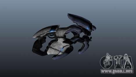 Geth Plasma para GTA 4 tercera pantalla