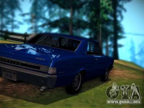 Playable ENB by Pablo Rosetti para GTA San Andreas tercera pantalla