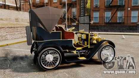 Coches de época 1910 para GTA 4 left