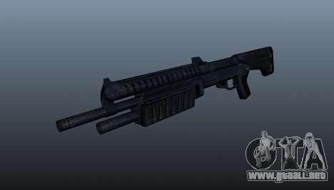 Escopeta de Halo 3 para GTA 4