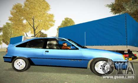 Chevrolet Kadett GS 2.0 para GTA San Andreas left