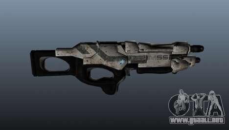 M-55 Argus para GTA 4 tercera pantalla