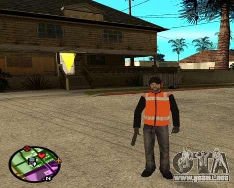 Constructores para GTA San Andreas segunda pantalla