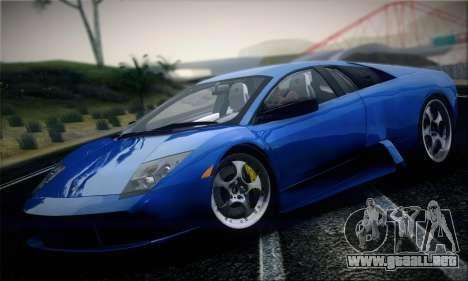 2005 Lamborghini Murciélago para GTA San Andreas